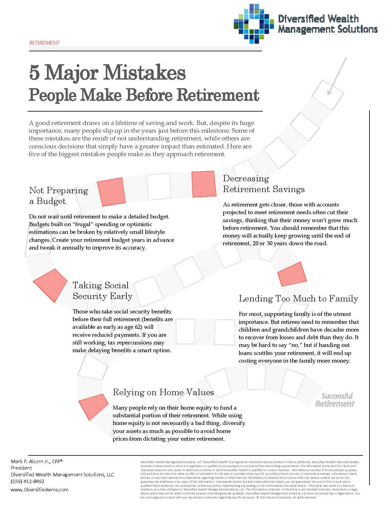 100 avoid these mistakes when preparing 5 common resume